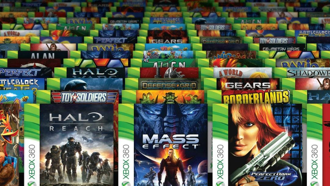Juegos retrocompatibles Xbox One