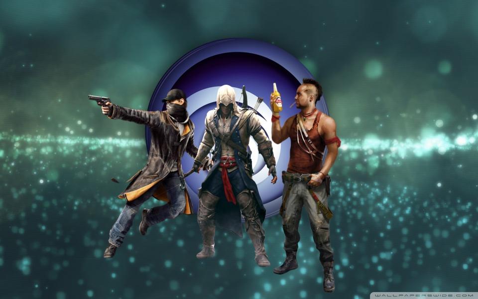 Ubisoft Games