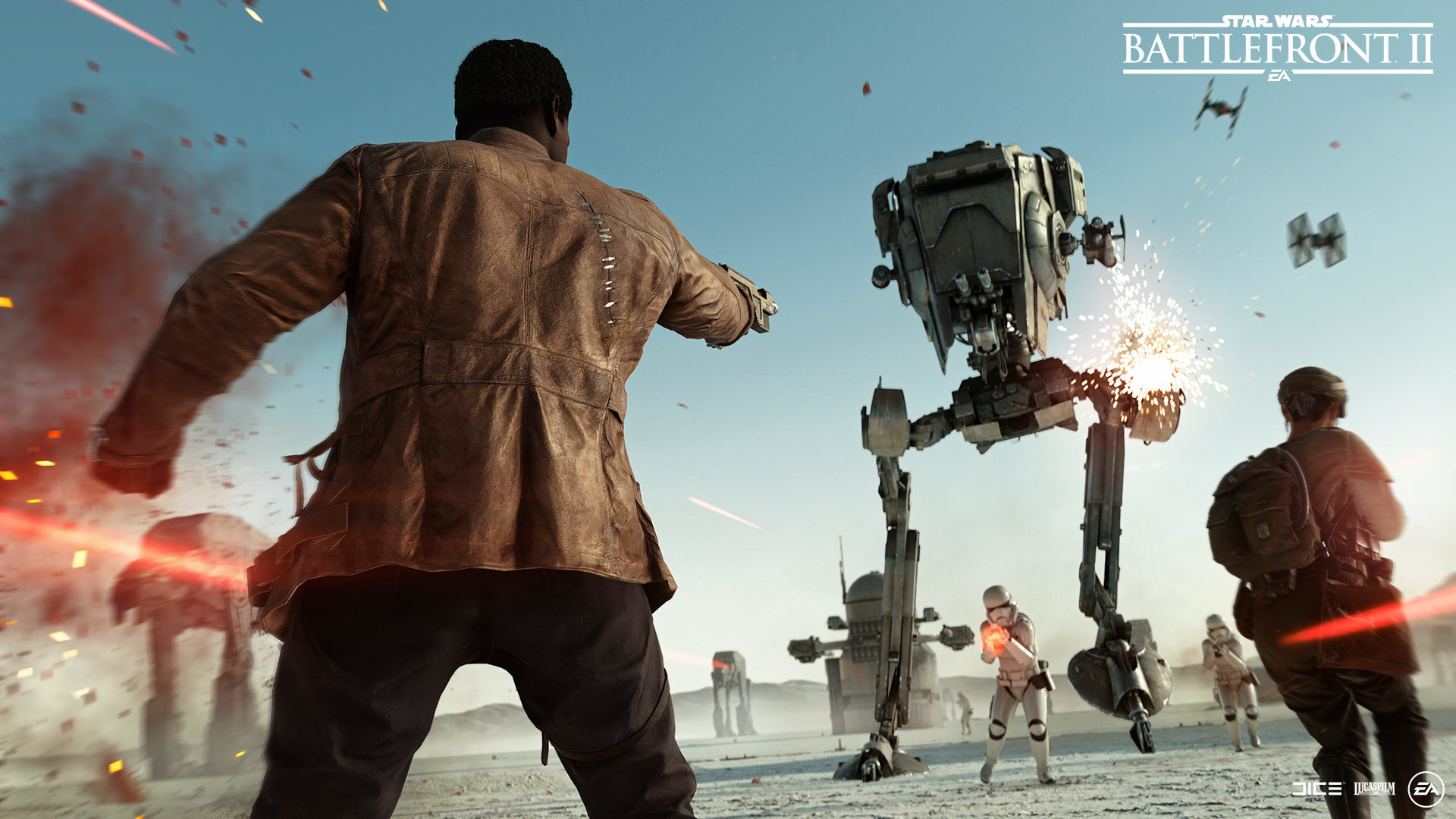 Finn Star Wars Battlefront II