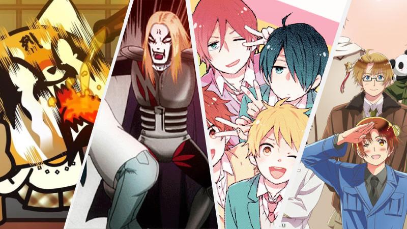 Anime móvil series cortas