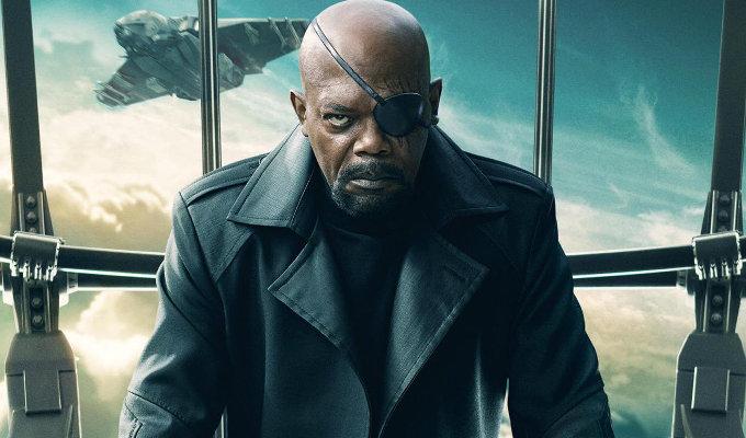 Samuel L. Jackson: Nick Fury conocerá a Black Panther