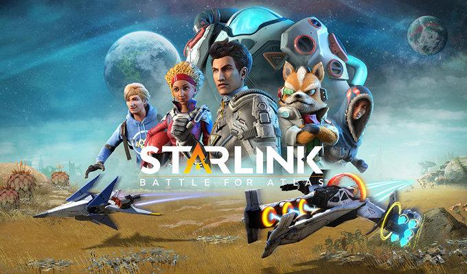 ¿Cómo llegó Star Fox a Starlink: Battle for Atlas?