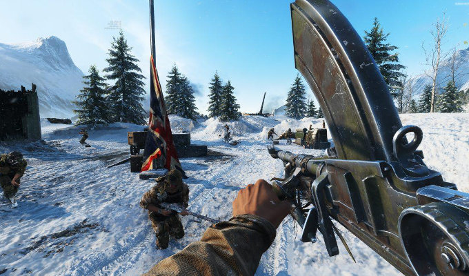 Battlefield V retrasa su salida y tiene nueva fecha