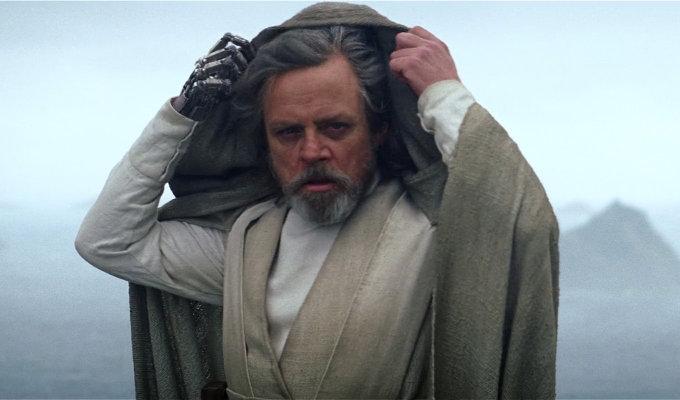 Mark Hamill espera que Luke Skywalker encuentre el amor
