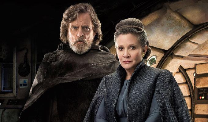 Mark Hamill pide quitar a Trump y poner a Carrie Fisher en el Paseo de la Fama de Hollywood