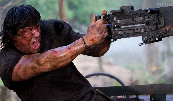 Rambo combatirá el tráfico sexual en México en su quinta entrega
