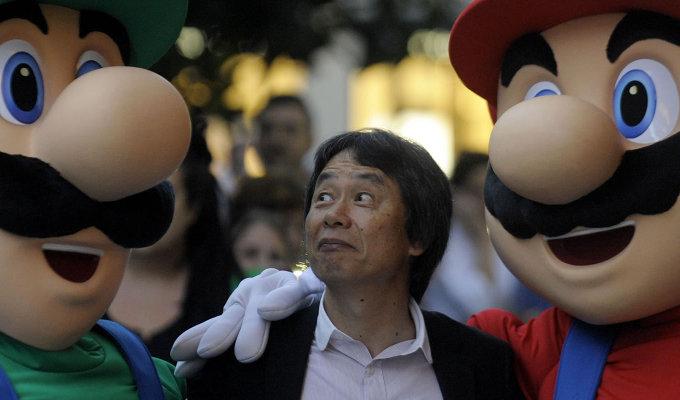 El padre de Super Mario Bros. no quería hacer un MMORPG