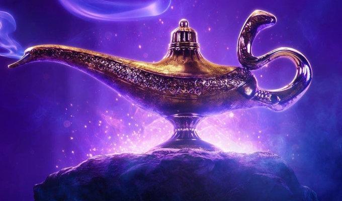 Primer vistazo a la cinta live-action de Aladdin