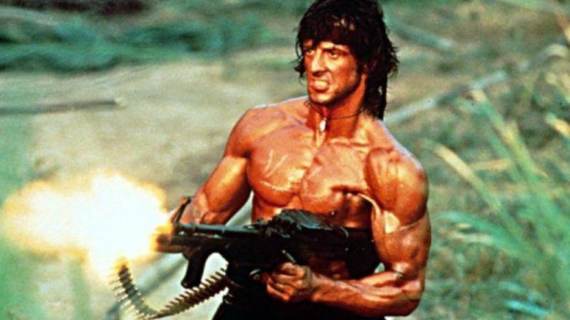 Cuando Rambo se parece a Woody de Toy Story