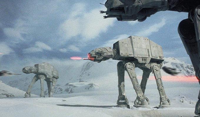 Redescubren documental de Star Wars: The Empire Strikes Back