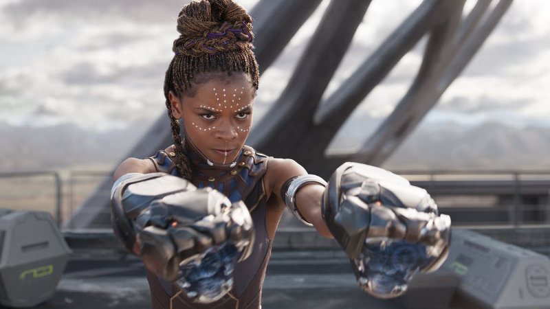 Shuri regresará en Avengers 4 y Black Panther 2