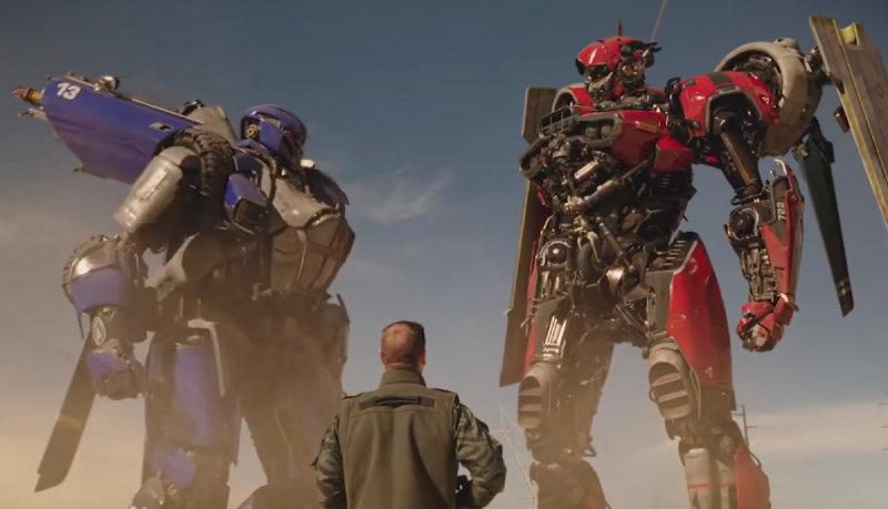 ¿Por qué los Transformers de Bumblebee recuerdan a los 80?