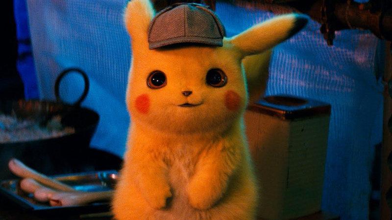 Llega el primer tráiler de Detective Pikachu