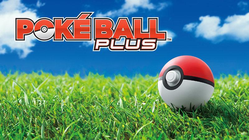 ¿Cómo aprovechar la Poké Ball Plus con Pokémon: Let's Go?