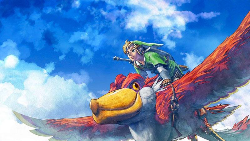 Es posible que The Legend of Zelda: Skyward Sword llegue a Switch