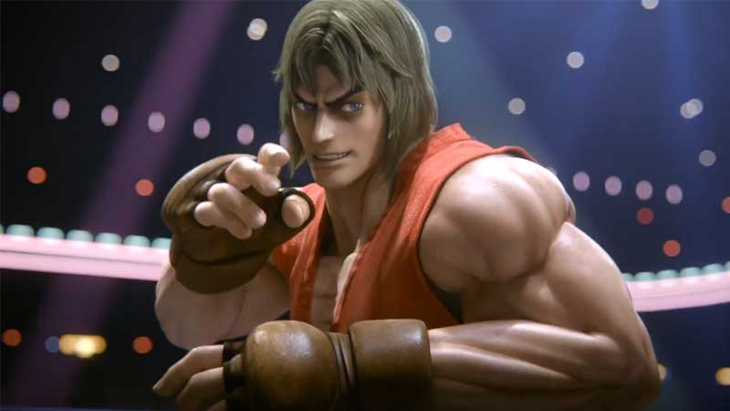 Ken Super Smash Bros. Ultimate