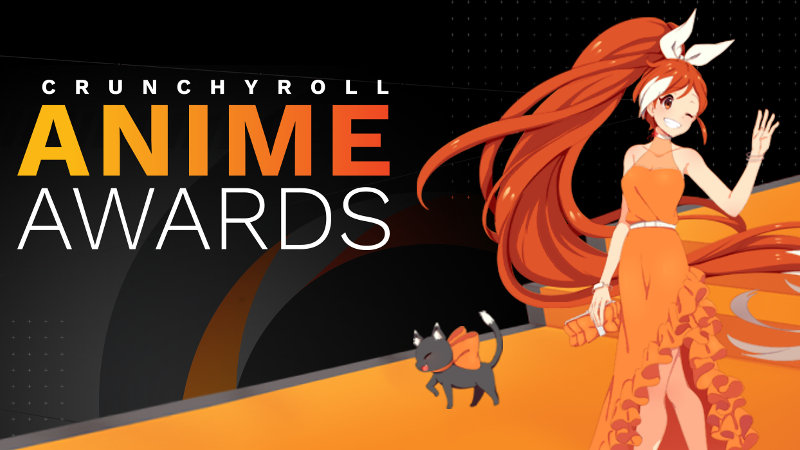 Los Anime Awards 2018 de Crunchyroll ya tiene fecha