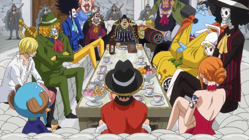 Toei Animation recuerda los 20 años del anime de One Piece