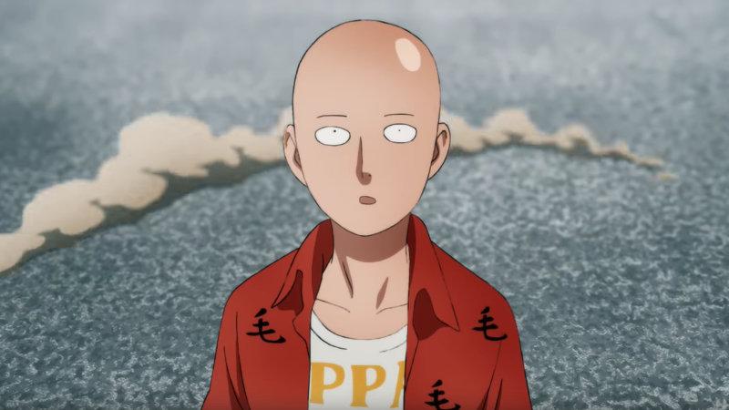 Primer tráiler de la nueva temporada de One-Punch Man