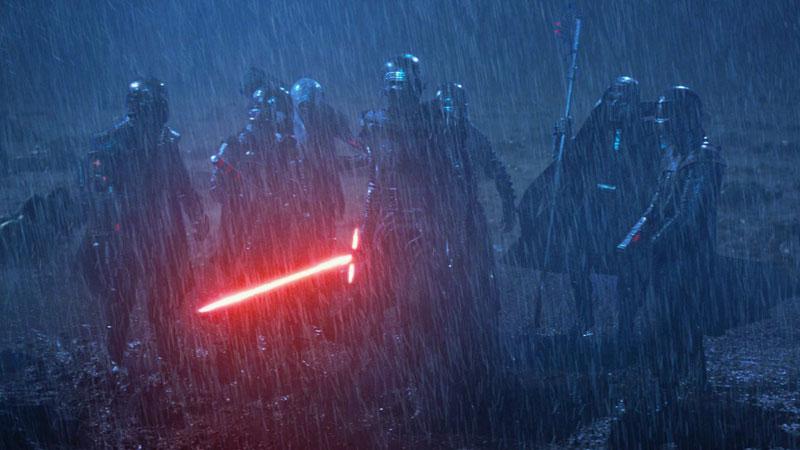 Knights of Ren Star Wars