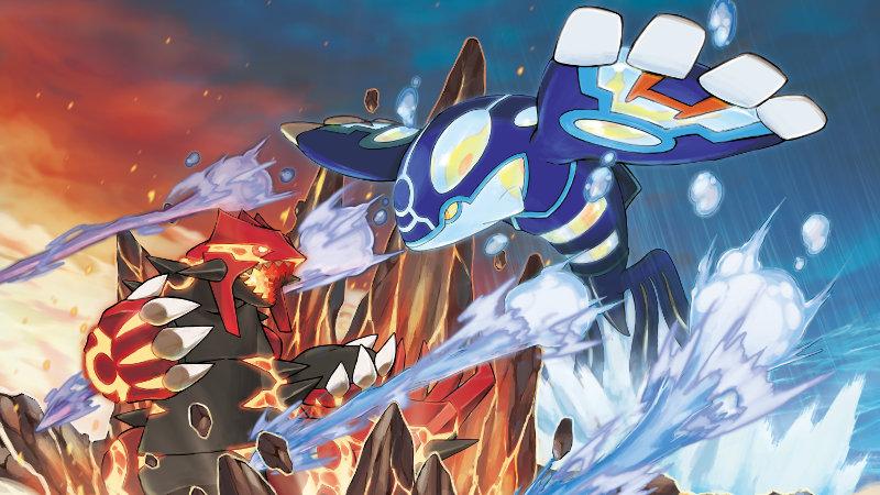 Regresan Groudon y Kyogre a Pokémon GO