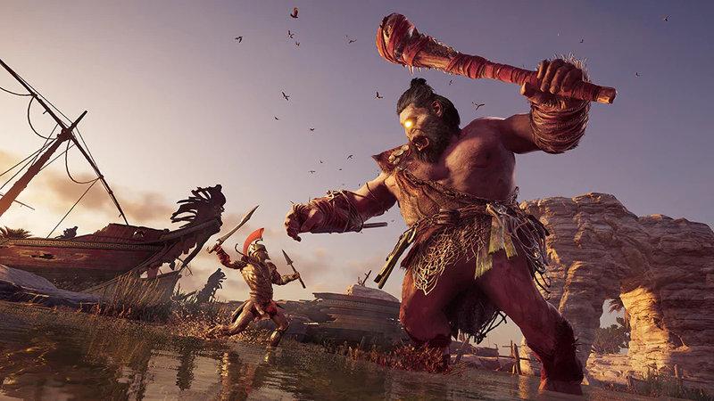 Assassin's Creed Odyssey se enriquece con DLC