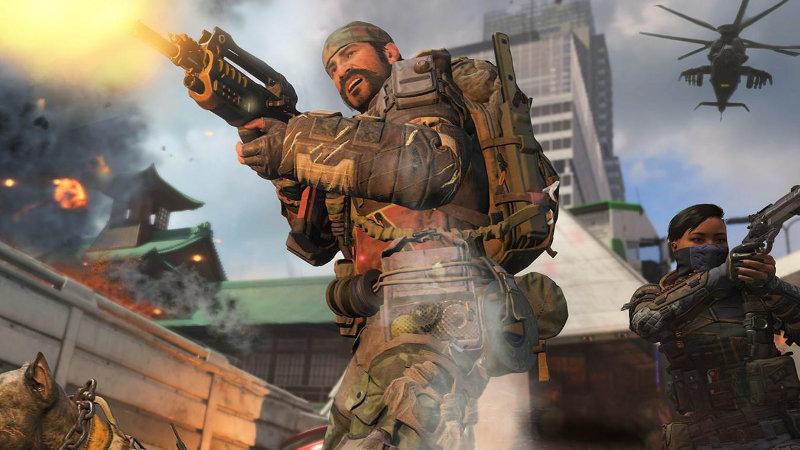 Call of Duty: Black Ops 4 consigue nuevos modos de juego