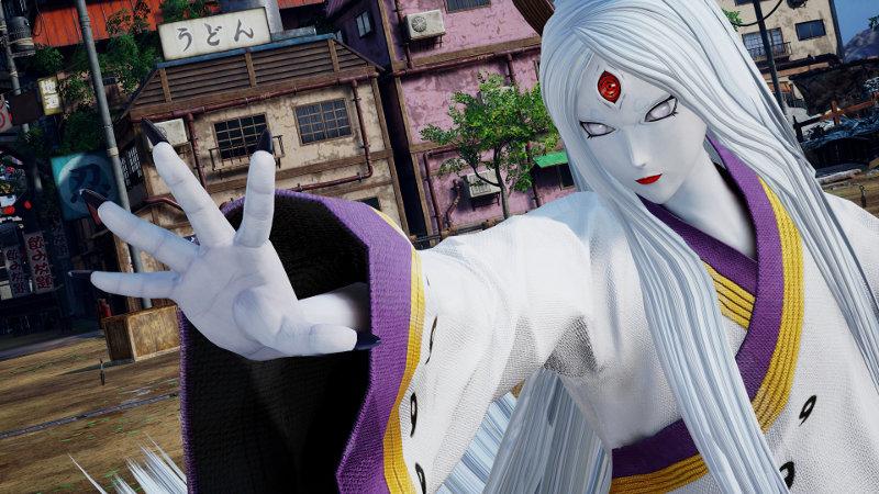 Gaara, Kaguya y Kakashi se unen a Jump Force