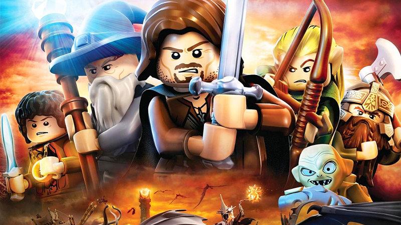 Desaparecen los juegos digitales de LEGO The Lord of the Rings