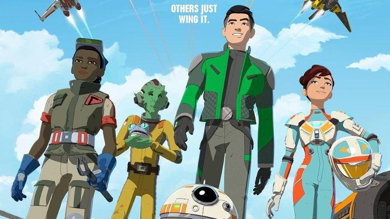 Star Wars Resistance consigue segunda temporada