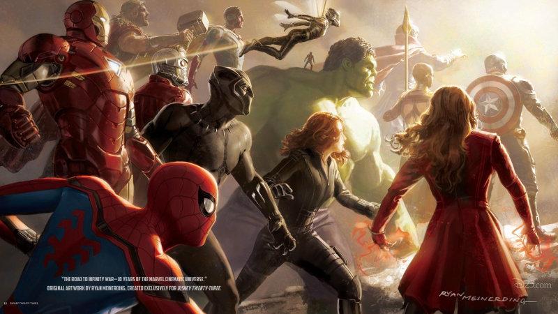 ¿Qué viene después Avengers: Endgame para Marvel?