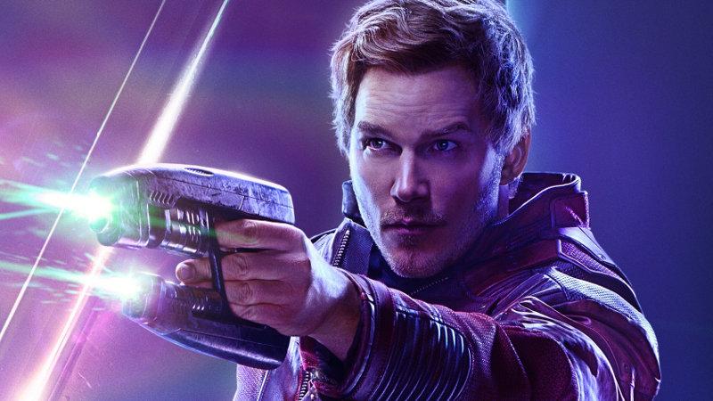 Hasta Chris Pratt piensa que Star-Lord fue un idiota en Avengers: Infinity War