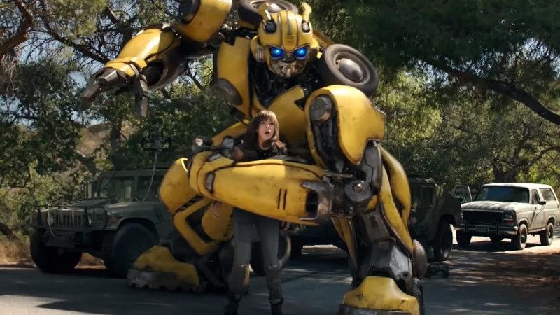 OFICIAL: Bumblebee le hará un reboot a las películas de Transformers