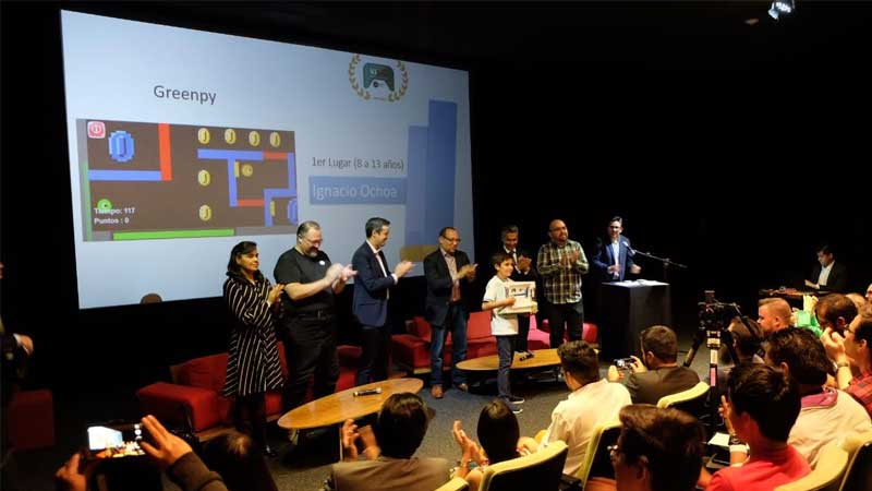 Concurso Nacional de Videojuegos