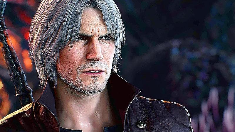Si quieres a Dante en Smash Bros... ¡pide Devil May Cry en Switch!