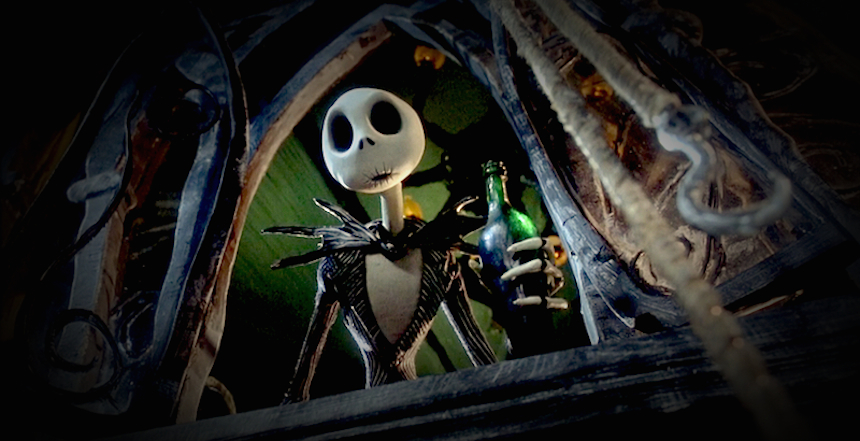 El Extraño Mundo de Jack Reboot por Disney