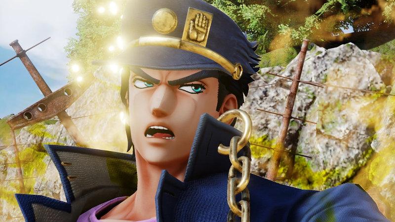 Jotaro y Dio confirmados par Jump Force