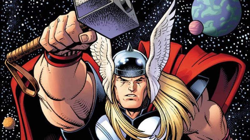 Luke Cage de nuevo usará el martillo de Thor