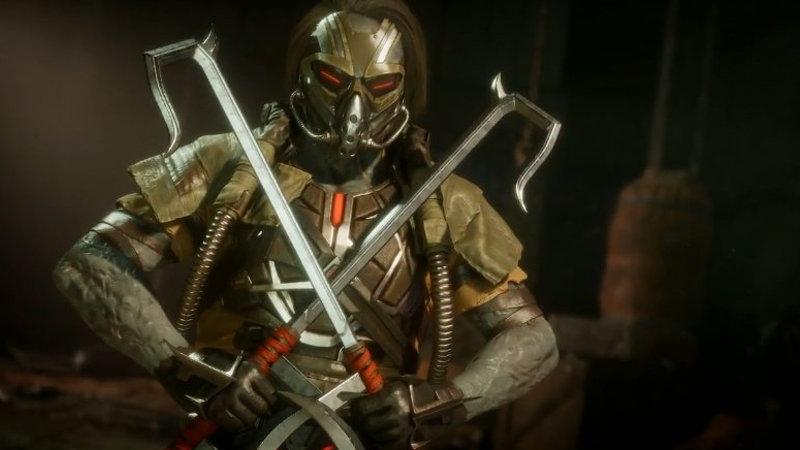 Kabal y otro peleador se une a Mortal Kombat 11