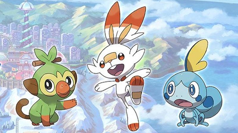 'Pokémon Shield y Sword': ¿Cuáles son los starters?
