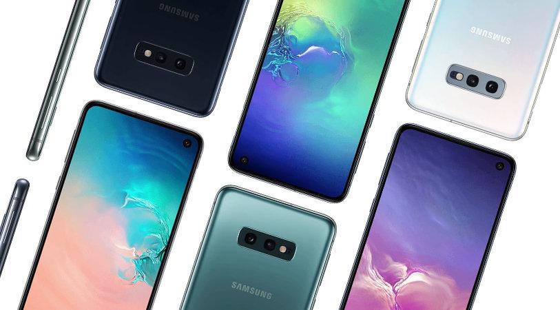 Galaxy S10e: Primeras imágenes de la competencia del iPhone XR