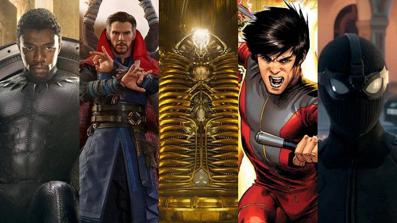 Oficial: Marvel confirma estas 7 películas posteriores a Endgame