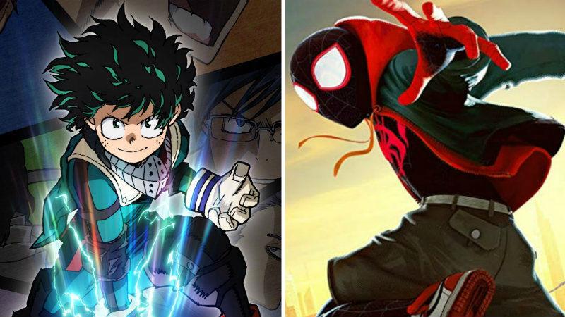 Boku No Hero Academia Cosplay Spider Man