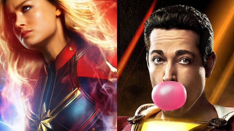 'No le haces un favor a nadie': Shazam pide que dejen de rivalizarlo con Capitana Marvel
