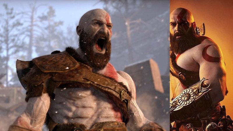 Este cosplay de Kratos de God of War es de lo mejor que verás hoy