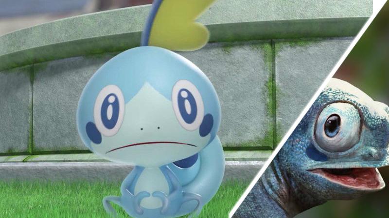 Pokémon: Sobble se vería horrible en Detective Pikachu