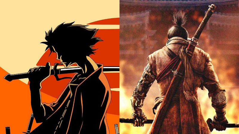 5 anime de samuráis para entender mejor Sekiro