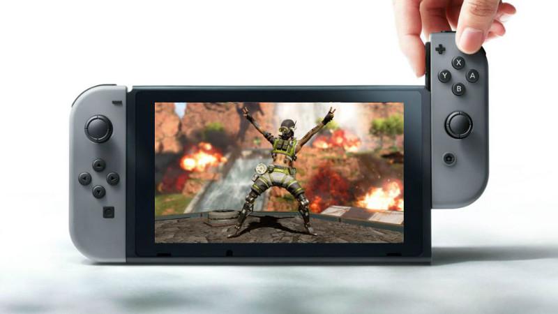 Apex Legends podría llegar a Nintendo Switch