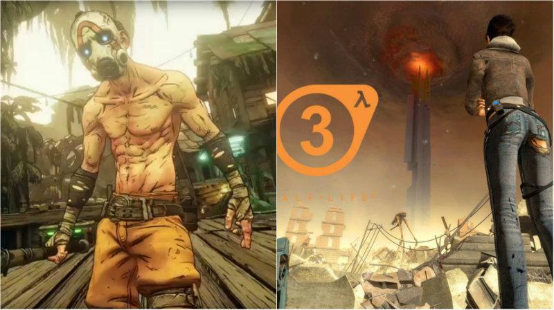 Borderlands no sería exclusiva de Epic Store si sale Half Life 3