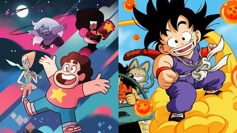 Dragon Ball: Así se vería Goku dentro del universo de Steven Universe
